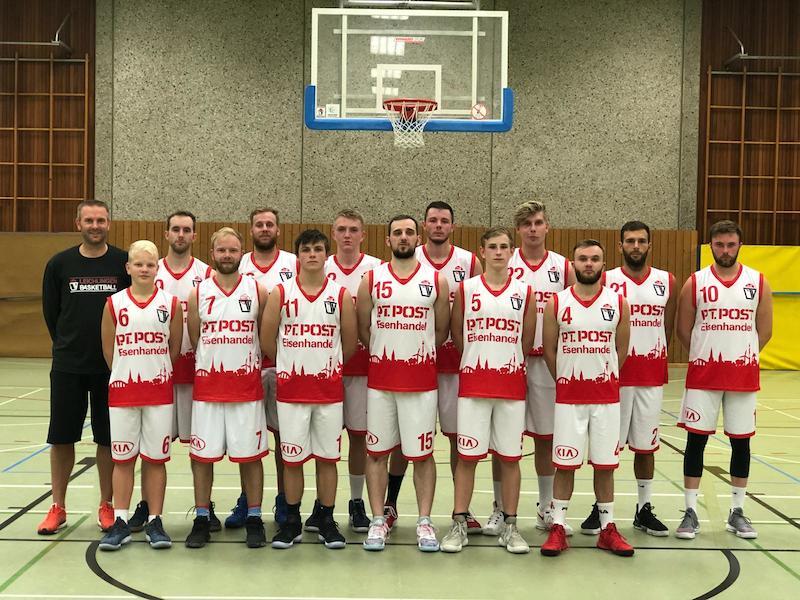 Team 1. Herren Leichlingen Basketball